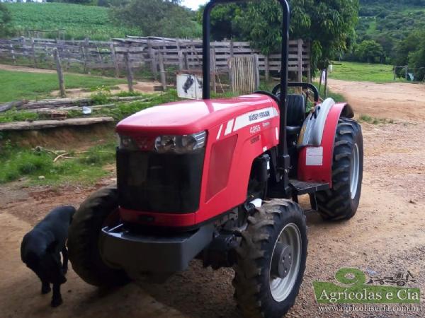 Trator Massey Ferguson 4265 Compacto 4x4 (Cafeeiro - Fruteiro - 1.600 Horas)