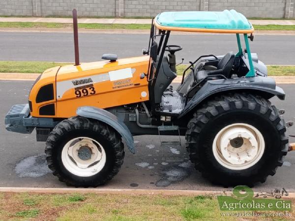 Trator Valtra BM 125 i 4x4 (Único Dono - Todo Original)